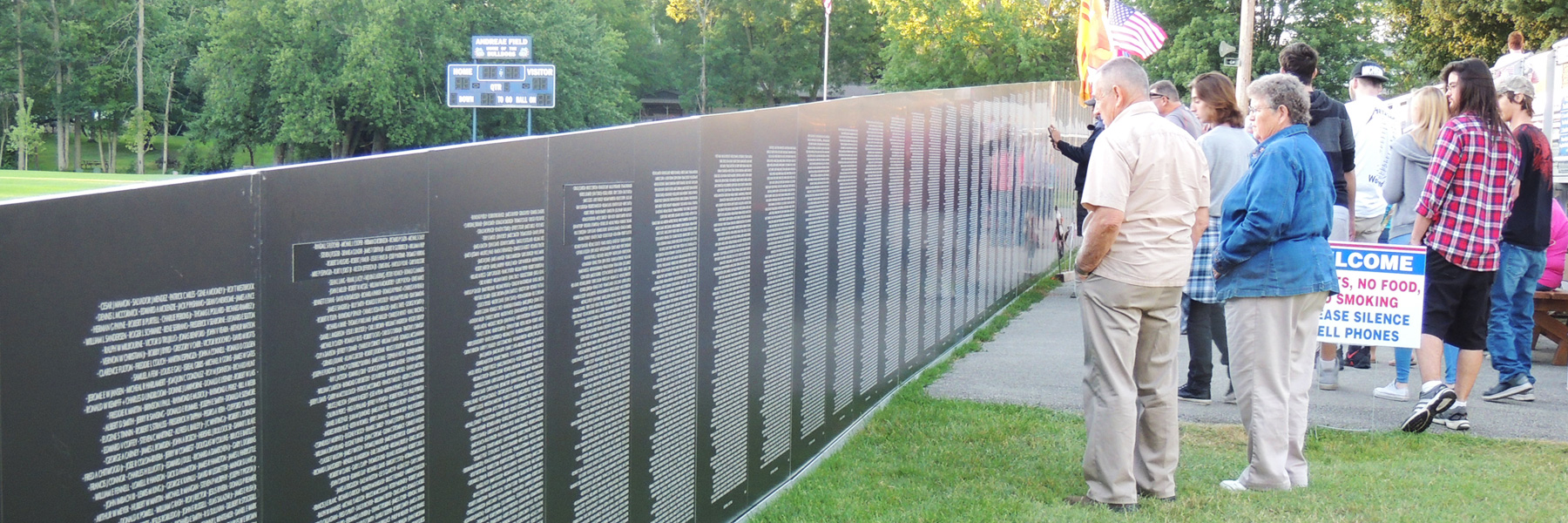 The Traveling Vietnam Memorial